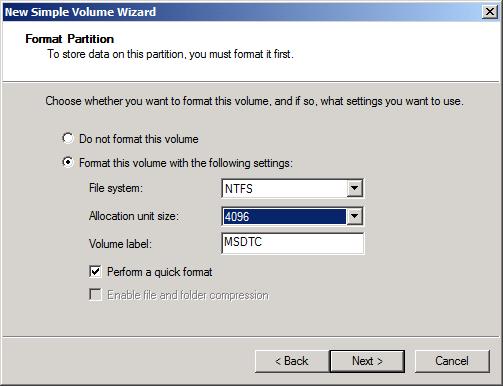 Install SQL Server 2008 R2 Cluster on Windows Server 2008 R2
