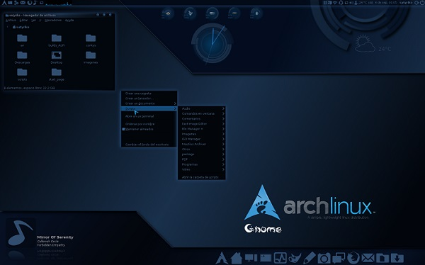 Arch Linux 2015.12.01 released All Posts News Operating Systems