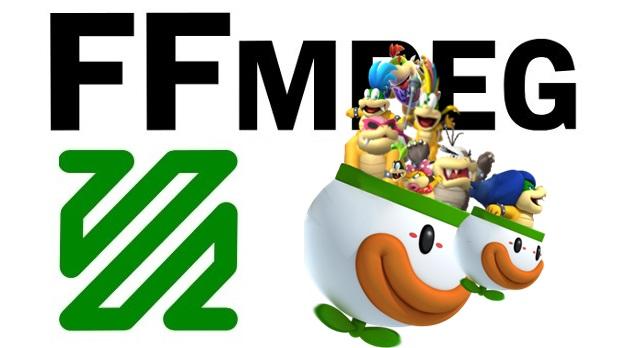 ffmpeg encoder