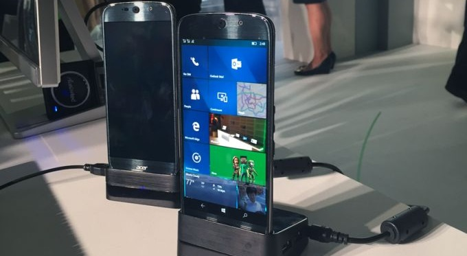 Acer Jade Primo docking station
