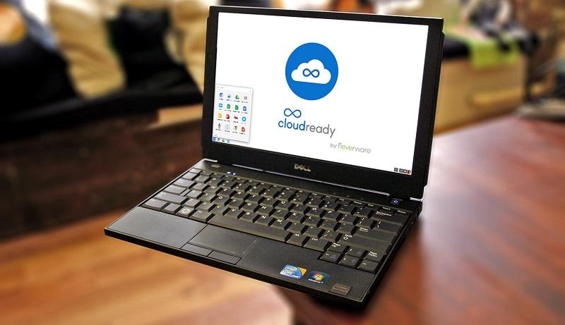 Neverware Chromebook