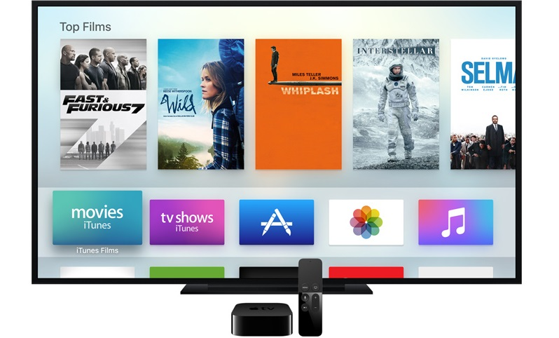 The new Apple TV now available - Buy now All Posts News
