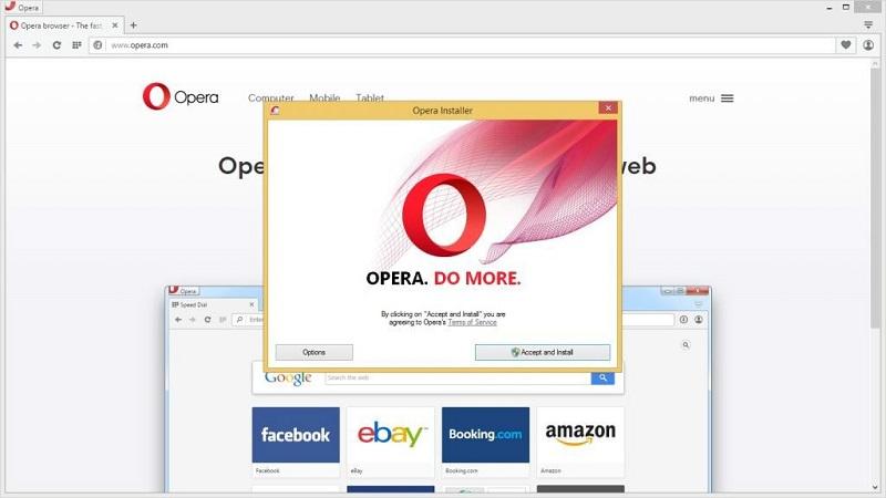 opera chromium browser
