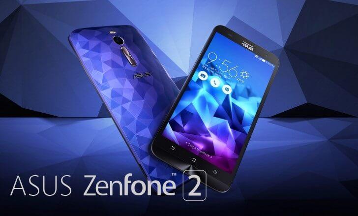 ASUS ZenFone 2 Dulex