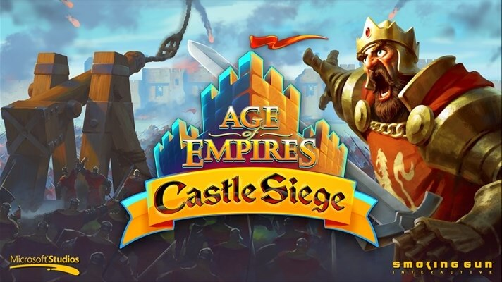 Age of Empires: Castle Siege Patch 1 14 for Windows Phone released