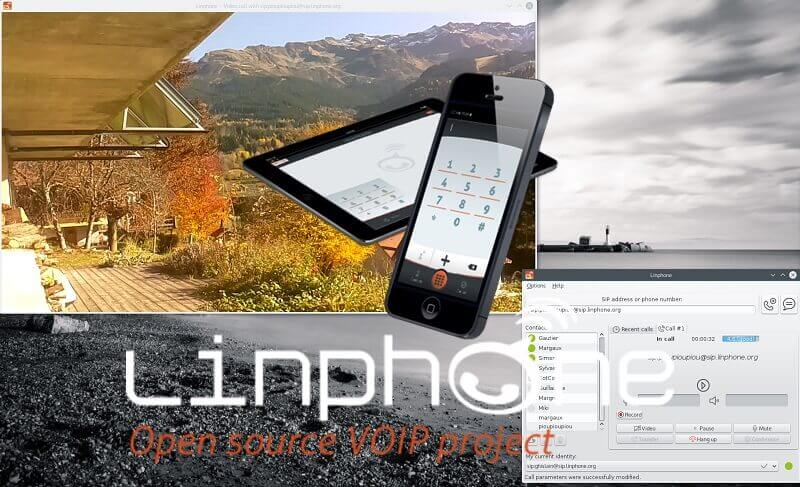 Linphone Desktop 3 9 1 Voice Over IP App released · Sysads Gazette