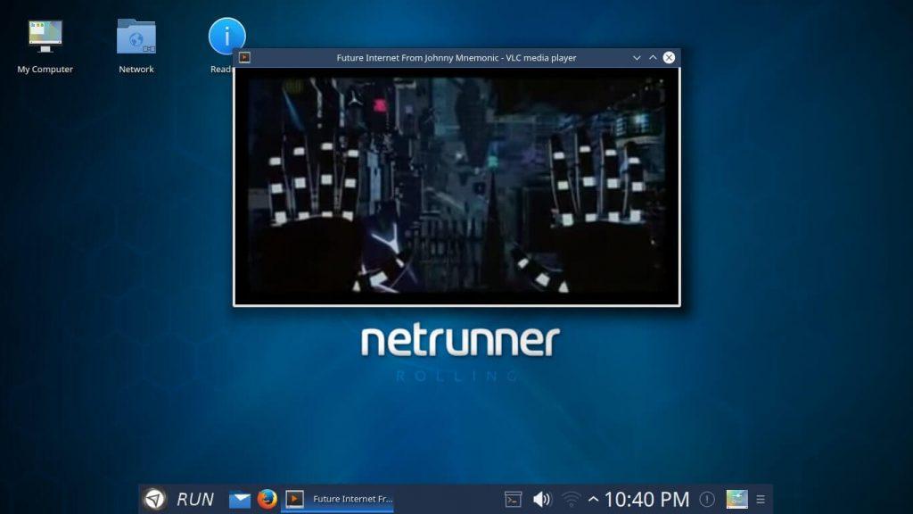 Netrunner Rolling - 1