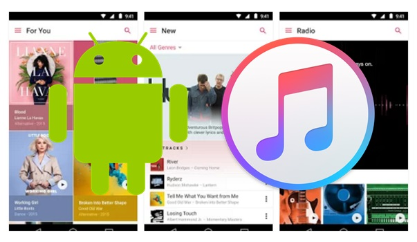 apple music on android