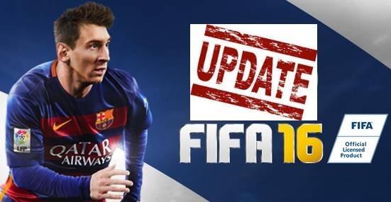 fifa 16 update