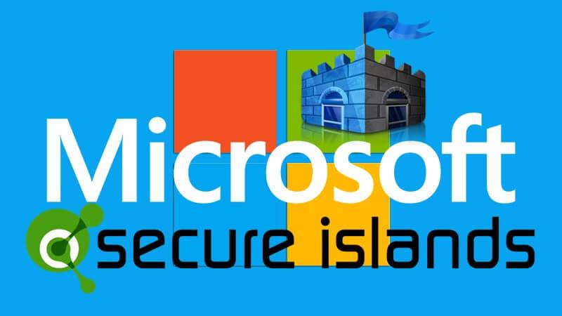 microsoft secure island