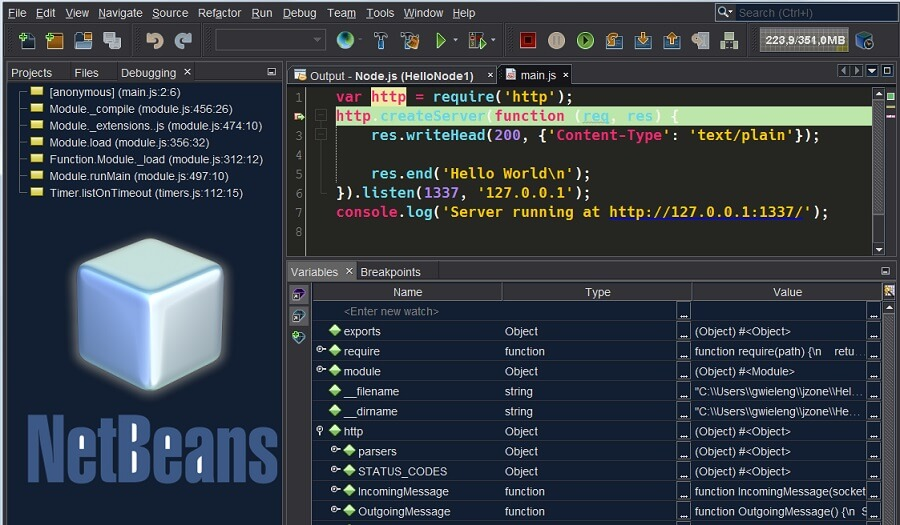 NetBeans IDE 8 1 IDE released · Sysads Gazette