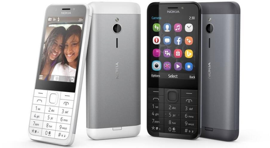 nokia 230 smartphone