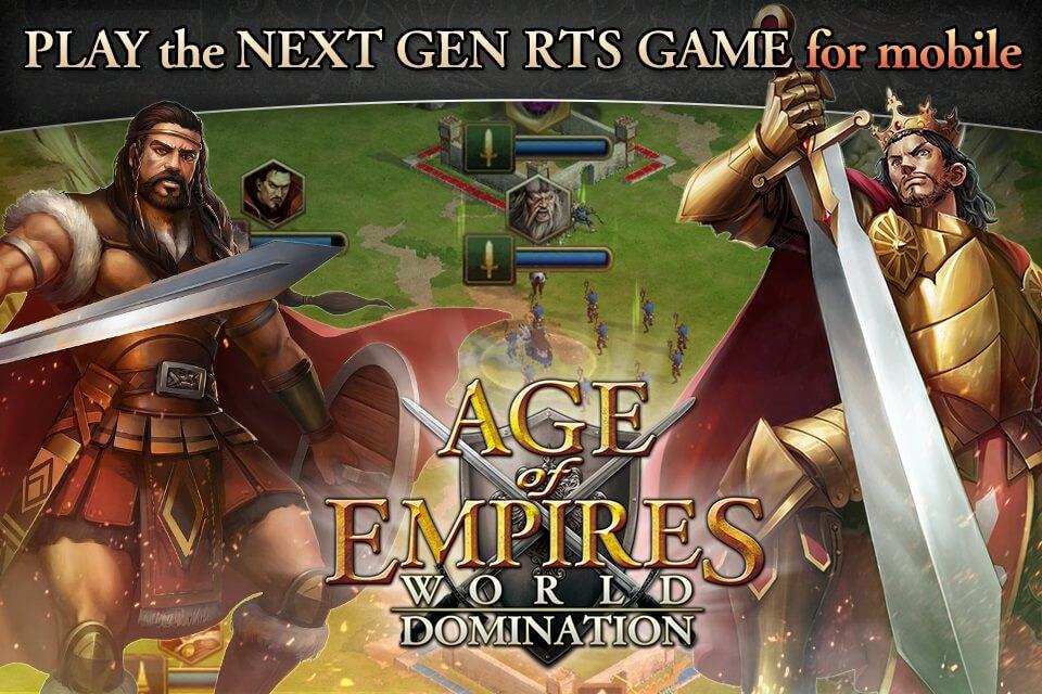 Age of Empires WorldDomination