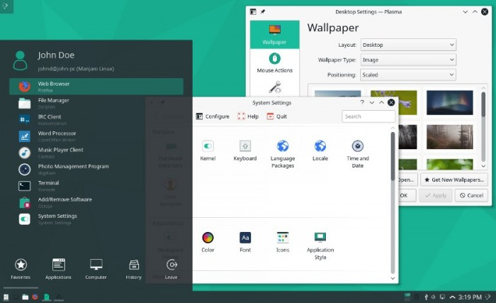 Manjaro Drops KDE 4 for good, Switches to Plasma 5.5 All Posts News Operating Systems