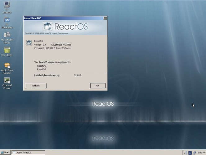 ReactOS 0.4.1 (Windows XP Alternative) released All Posts News Operating Systems