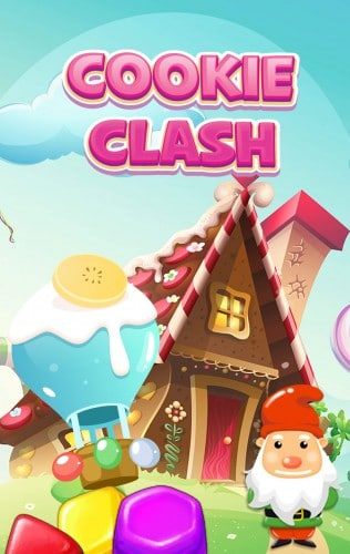 [GAME]Cookie Clash All Posts Mobile Game News