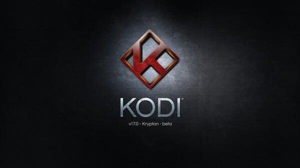 kodi beta 1 logo