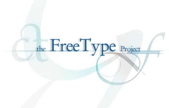 freetype-font