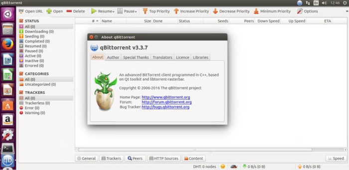 qBittorrent 3 3 7 released – New feature delete torrent