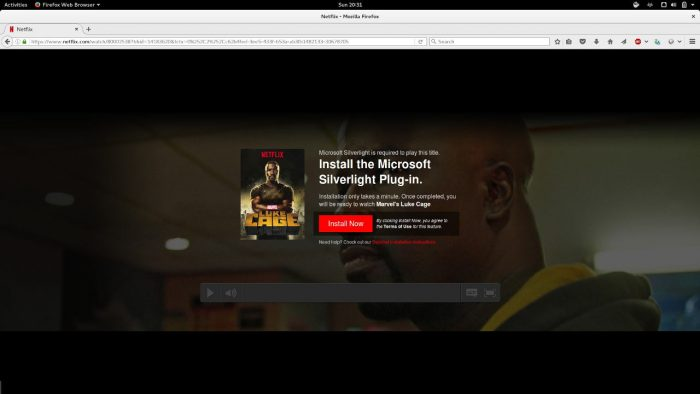 How to have Netflix on Firefox for Linux · Sysads Gazette
