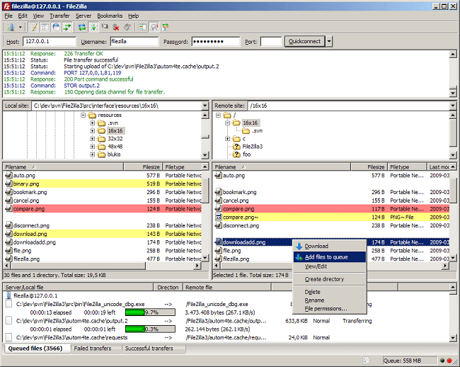 FileZilla Client 3.17.0 released All Posts Applications HowTos