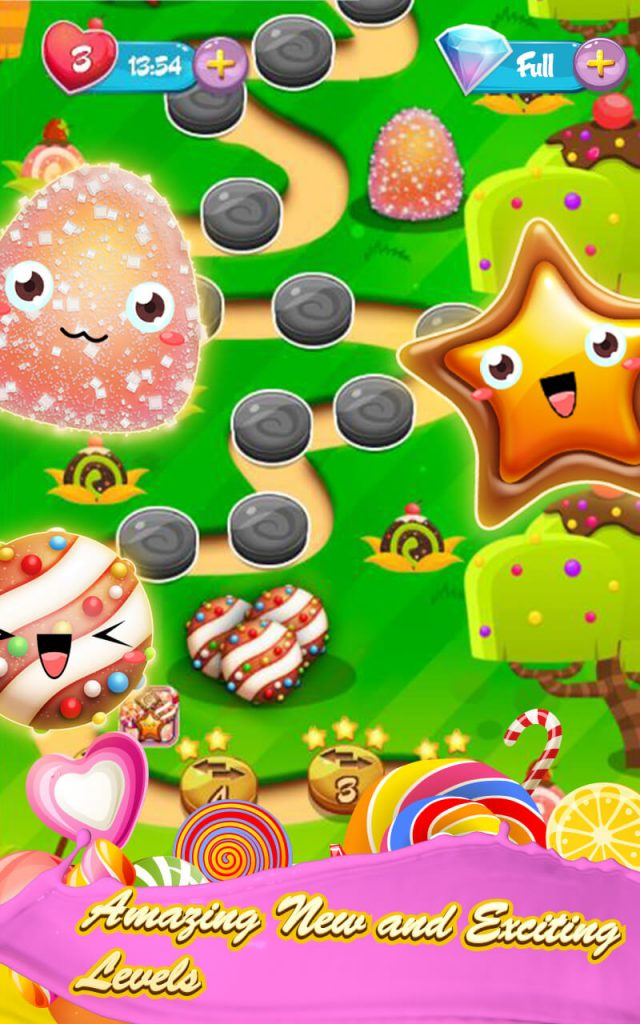 [GAME]Play Jelly Clash Mania Sugar Pops - Game Free All Posts Games HowTos News