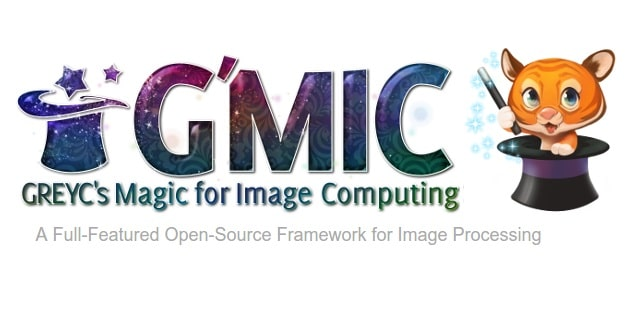 G'MIC 1.6.9 Magic Image Converter released All Posts Applications HowTos